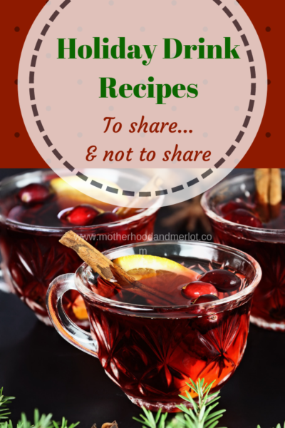 The holiday season is in full swing, and so is holiday party and hosting season. Today, we are sharing holiday drink recipes that are the perfect fit.