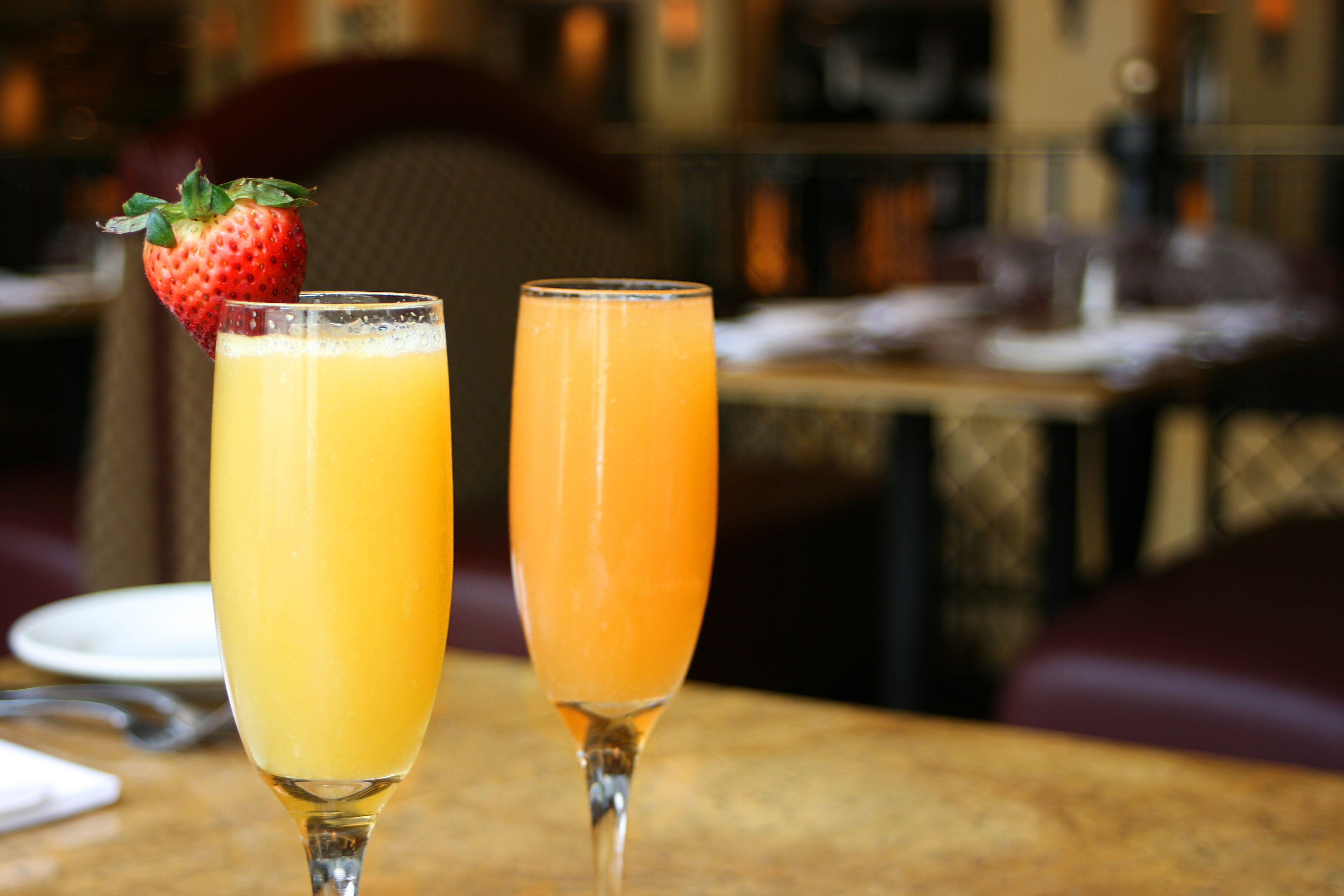 Favorite Mimosa Recipes