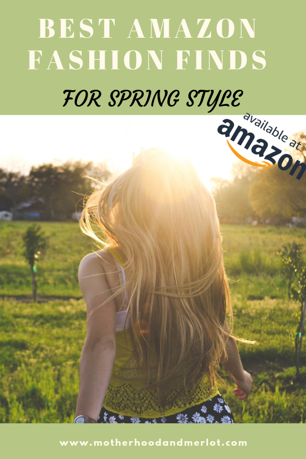 Spring is here, and so are some of the best amazon fashion finds for the new season. Check out this great round up of clothing, accessories, and more.