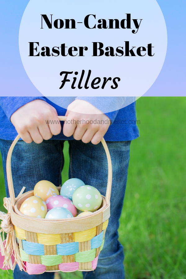 While Easter candy is delicious, there are also a ton of other ways to fill your baskets this Easter. Check out these fun non-candy easter basket fillers.