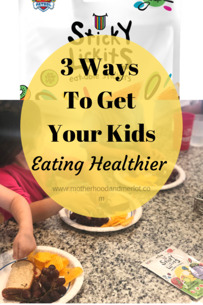 Need some ways to encourage your child to eat healthy? Check out this list of top tips from a mom of four, just looking to get her kids to eat more veggies.