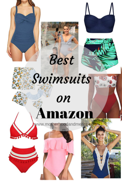 Looking for a new swimsuit but don't want to spend a lot? Check out this list of the 10 best swimsuits on Amazon that I have found.