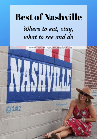 Looking for a list of the best things to do in Nashville? Check out this review of resturants, where to say, and what to see while you're there!