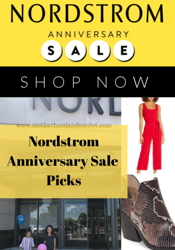 Narrowing down the top buys from this year's N Sale. Check out this list of all of the best Nordstrom Anniversary Sale 2019 Picks!