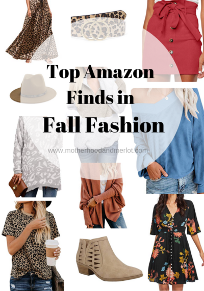 Fall is finally here, and so is sweater weather. Check out this list for head to toe of the top Amazon finds for fall fashion.