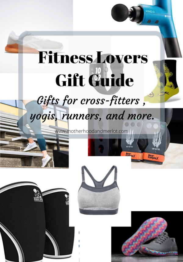 Looking for a present for the fitness lover in your life? Check out this list of the best fitness gifts this year for Crossfit, yoga, running and more.